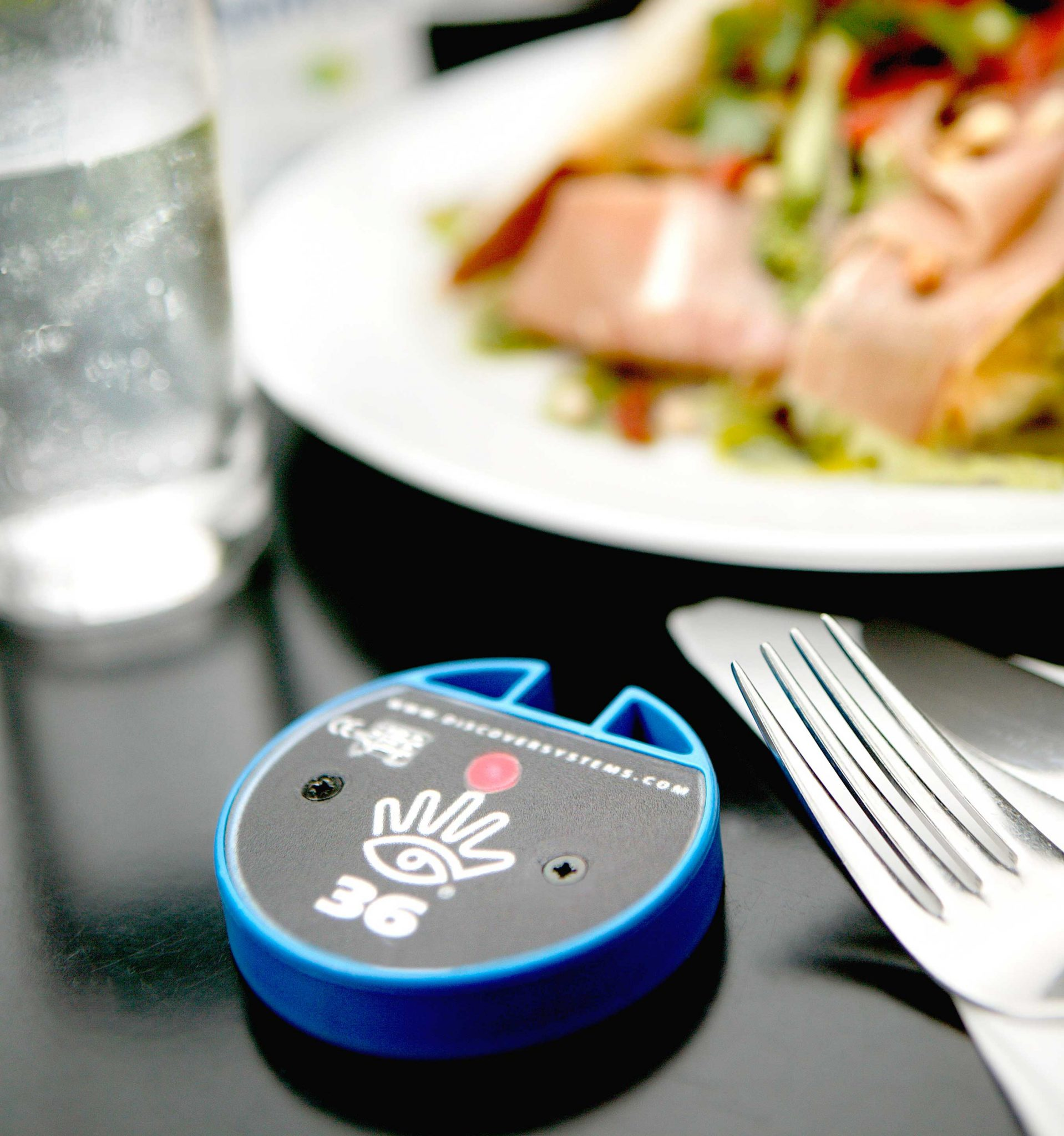 quiet helper Pager system Restaurant